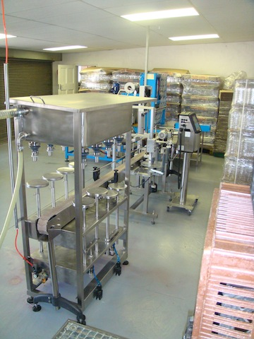 Gravity Feed Fillers Accumation Packaging Machine